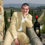 Le vigne più grandi, Enrico Viglierco, ad Banfi, maggiore azienda di Montalcino