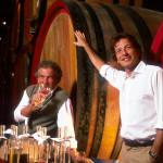 Redditività, Alberto e Giuseppe Tasca, proprietari con il padre Lucio della griffe Tasca d'Almerita