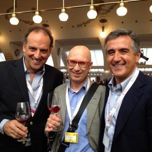 Giovanni Folonari, Othmar Kiem,  Giovanni Manetti