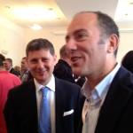 Antonio Rallo, Baldo Palermo, Donnafugata