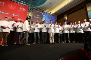 Michelin 2015 nuove stelle