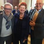 Leonardo Romanelli, Annie Feolde, Paolo Pellegrini