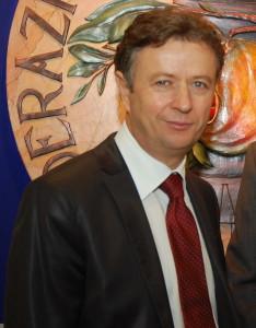 Giorgio Mercuri , presidente Alleanza coop agroalimentari
