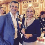 Michele Bernetti Umani Ronchi e  Marilisa Allegrini