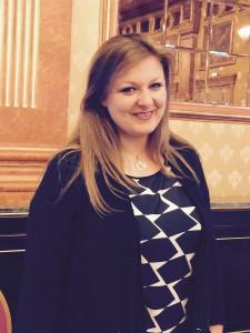 Roberta Accardo, direttore vendite Italia  Farnese group