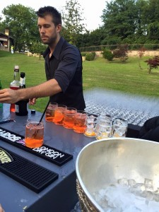Aperol Spritz Campari group