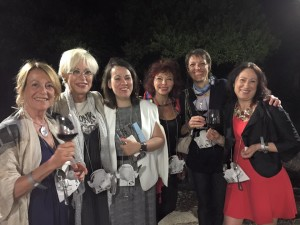 Festa a Vico 2015 Con Licia Granello Maida Mercuri Stefania Moroni Anna Scafuri. fotografo d'eccezione: Paolo Marchi #FestaVico #èquilafesta