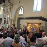 Festa al Complesso museale di San Francesco alla scoperta della Pala della Madonna della Cintola di Benozzo Gozzoli 18 luglio 2015