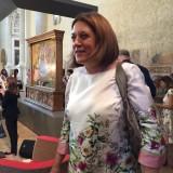 Catiuscia Marini. presidente della Giunta Regione Umbria: «siamo di fronte a un modello virtuoso nel campo della valorizzazione dei beni culturali