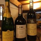 Castello di Ama, Cos e Champagne  Gonet i tre vini della Festa di San Lorenzo