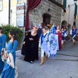 Radda in Chianti il corteo storico