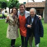 Anna Scafuri, Carlos Veloso Dos Santos, Alberto Miragliotta