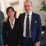 Chiara Bellacci, Luca Stortolani  punti di forza nello staff del gruppo toscano Cecchi