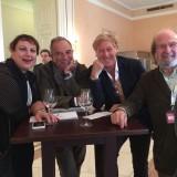 Poker! Federica Schir, Alessandro Grassi, Ivo Basile, Gigi Brozzoni