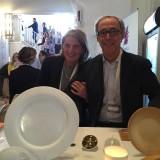 Cristina e Alessandro Guidi  alla guida di Caraiba,  ovvero il bello sulla tavola