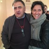 Enzo Ercolino e Francesca Moretti