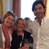 Gente in gamba: Chiara Lungarotti e Francesco Zonin