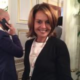Giovanna Bianchi, responsabile relazioni esterne  della cantina marchigiana il Pollenza del conte Brachetti Peretti