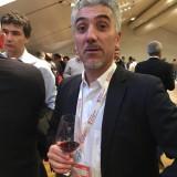Alberto Ugolini, brand ambassador  del gruppo Santa Margherita presente  a Merano con la cantina Kettmeier
