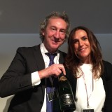 Unico Champagne che parla italiano: Enrico e Nadia Baldin, producono Encry a Les Mesnil sur Orger, angolo prezioso de la Cote des Blancs