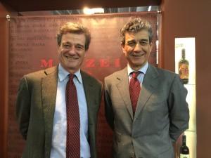 Filippo e Francesco Mazzei, Marchesi Mazzei