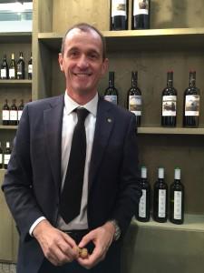 Massimo Benetello dg La Vis