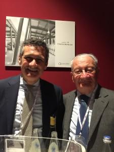 Michele e Massimo Bernetti, Umani Ronchi