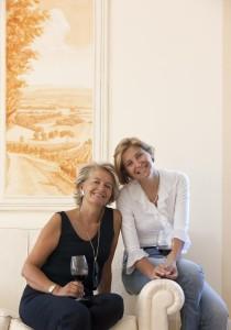 Teresa Severini e Chiara Lungarotti