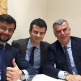 Riccardo, Alessandro, Umberto Pasqua