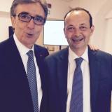 Riccardo Cotarella e Alessandro Marchionne ad Genagricola