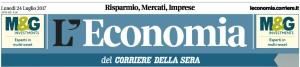 L'Economia del corriere della sera 24-7-2017 (pdf)