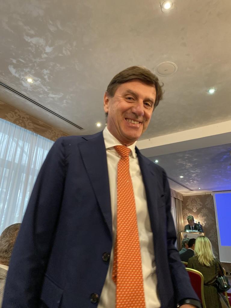 Albino Armani presidente Consorzio Doc delle Venezie