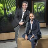 Marco Martini e Enrico Gobino  Mondo del vino