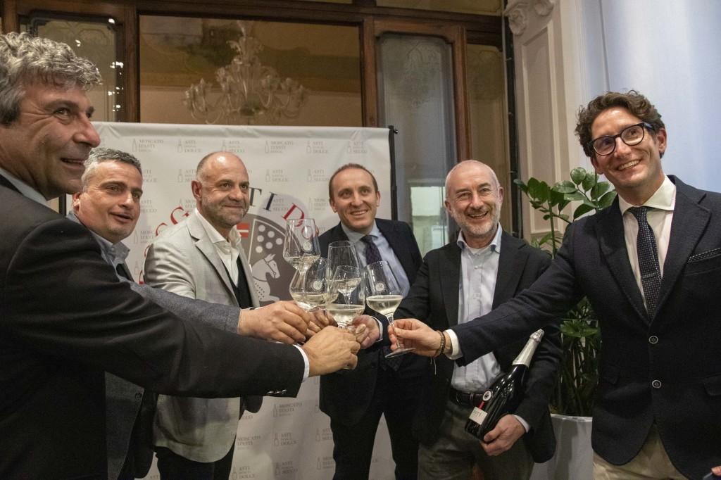 Fortunato Bruno (Vicepresidente), Scagliola Flavio Giacomo (Vicepresidente), Marasso Massimo(Vicepresidente), Ricagno Stefano (Vicepresidente) , Barbero Lorenzo (Presidente), Giacomo Pondini (Direttore)